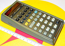 picture of a calculator