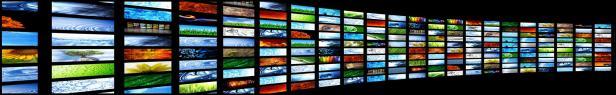 streatched videostream