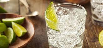 healthy vodka drink