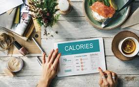 calorie counting in britian